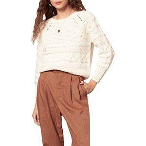 NWT BB Dakota Doing The Most Sweater   Size M